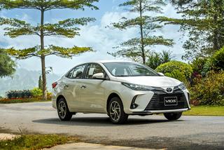Loạt 'điểm cộng' củaToyota Vios- sedan bán chạy nhất tháng 5