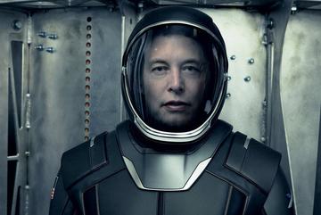 Tiết lộ độ sang-xịn-mịn bộ đồ vũ trụ của Elon Musk