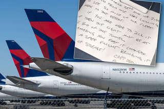 Tờ lưu bút cơ trưởng để lại trên máy bay hơn 400 ngày không ai để ý
