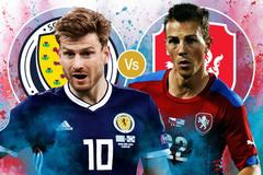 Link xem trực tiếp Scotland vs CH Séc, 20h ngày 14/6
