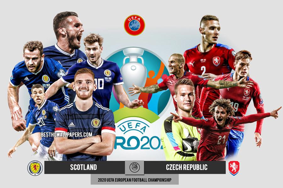 Scotland 0-0 CH Séc: Sức mạnh chủ nhà (H1)