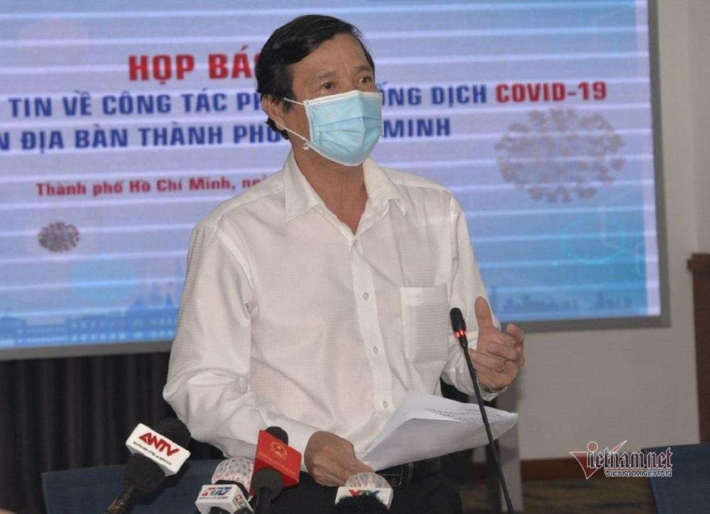 Giám đốc CDC TP.HCM: Mầm bệnh đã âm thầm len lỏi trong cộng đồng