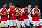 UEFA dọa xử Đan Mạch thua 0-3 sau sự cố Eriksen