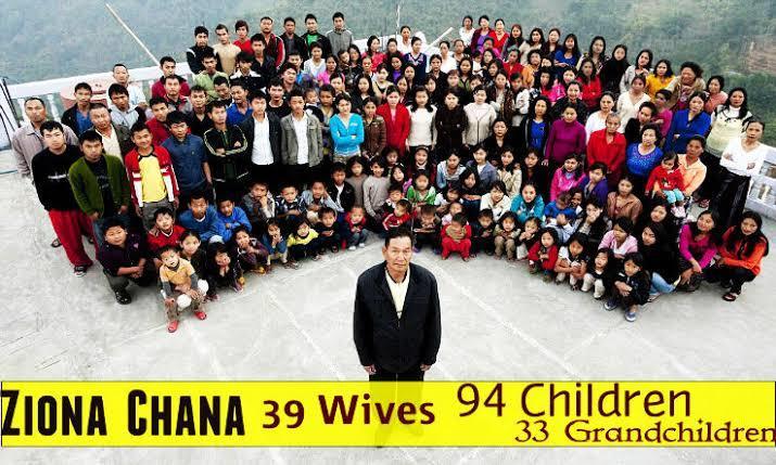 Người đàn ông nhiều vợ con nhất thế giới qua đời