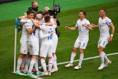 Scotland 0-2 CH Séc: Siêu phẩm từ giữa sân (H2)