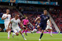 Scotland 0-0 CH Séc: Robertson bỏ lỡ cơ hội (H1)