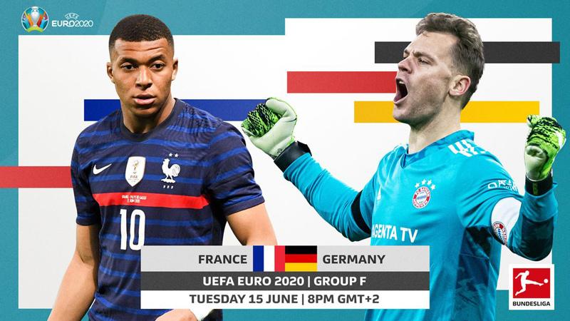 Kèo Đức vs Pháp: 'Gà trống' cất cao tiếng gáy
