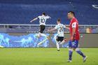 Argentina 1-0 Chile: Messi lập siêu phẩm sút phạt (H2)