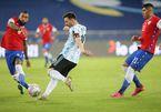 Messi vẽ siêu phẩm, Argentina tuột chiến thắng trận ra quân Copa