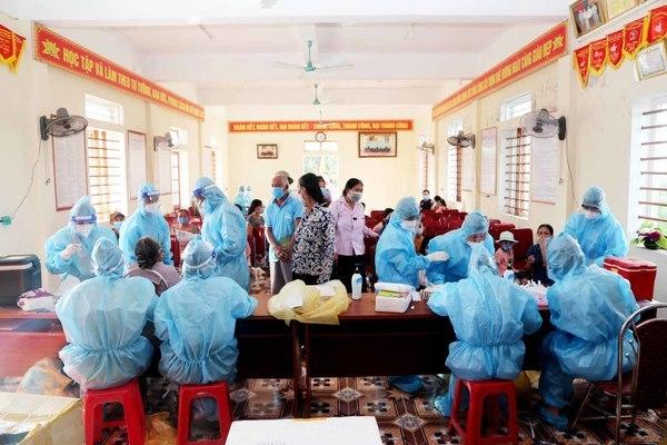 Thêm 3 người dương tính nCoV, Hà Tĩnh có 76 ca nhiễm