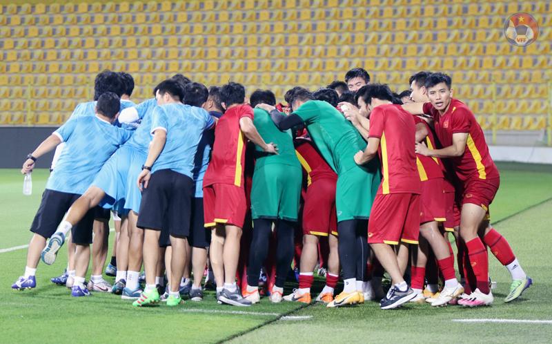 Thầy Park trao bí kíp cho tuyển Việt Nam đấu UAE