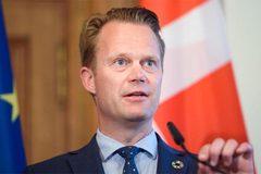Đan Mạch triệu tập đại sứ Nga phản đối xâm phạm không phận