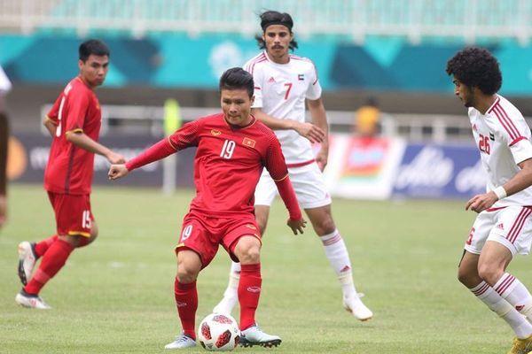Trực tiếp Việt Nam vs UAE: World Cup vẫy gọi