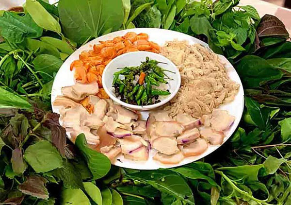 Arguably Kon Tum's best culinary delight