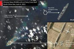 Những động thái đáng ngờ của Trung Quốc trên Biển Đông