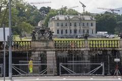Hình ảnh an ninh 'đặc quánh' quanh biệt thự diễn ra cuộc gặp Putin-Biden