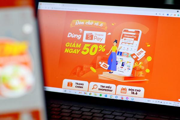 Loạt sản phẩm công nghệ giảm đến 50% khi thanh toán qua ShopeePay