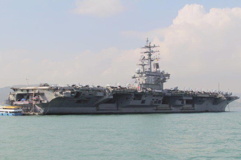 Mỹ điều nhóm tác chiến tàu sân bay đến Biển Đông