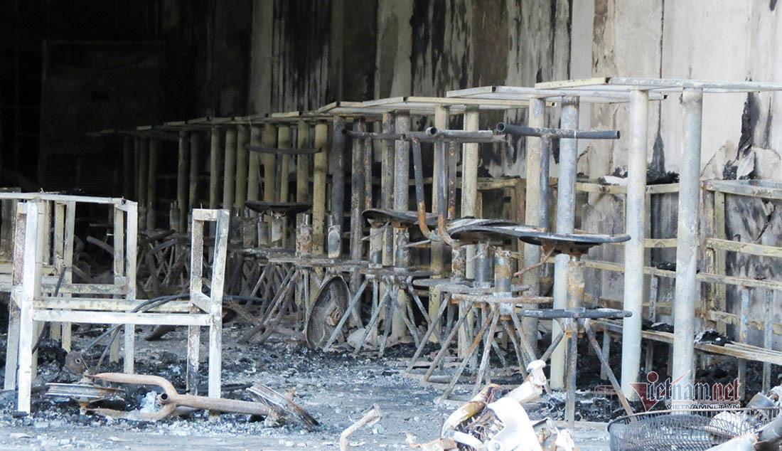 Nguyên nhân vụ cháy lớn khiến 6 người thiệt mạng ở Nghệ An