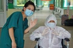 Bệnh nhân 81 tuổi mắc Covid-19 ở Đà Nẵng từng thở máy, lọc máu đã xuất viện