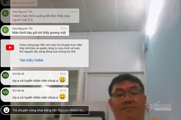 'Ông chủ' 500 nghìn tỷ ở nhà cấp 4: Mượn danh 'họp báo' để livestream khuếch trương