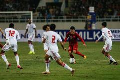Đội hình Việt Nam vs UAE: Nhảy múa cùng Quang Hải