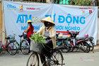 ATM gạo miễn phí liên tục xuất hiện hỗ trợ người nghèo mùa Covid