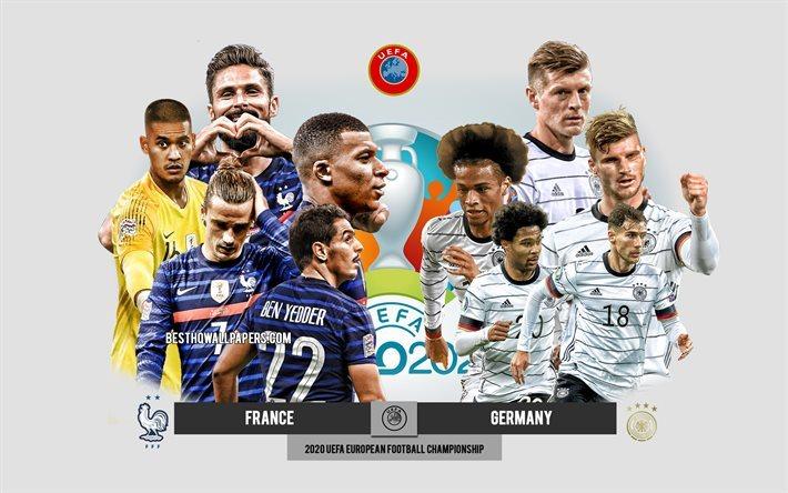 Trực tiếp Pháp vs Đức: Mbappe sát cánh cùng Benzema