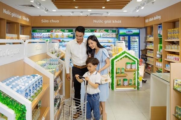 Vinamilk vững vàng trong top 10 doanh nghiệp niêm yết tốt nhất 2021
