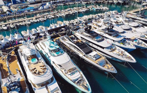 Vịnh du thuyền - 'thước đo' mới của giới siêu giàu