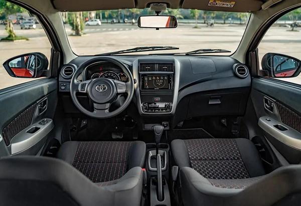 Toyota Wigo 2021: tiện nghi hơn, ưu đãi nhiều