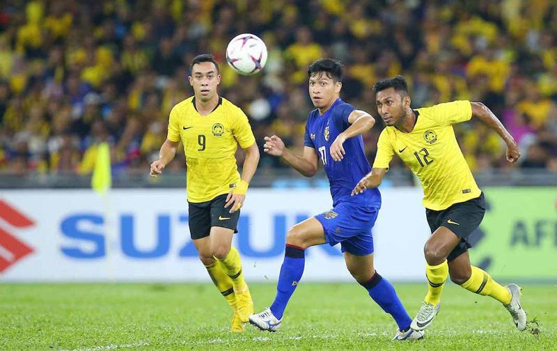 Trực tiếp Thái Lan vs Malaysia: Không khoan nhượng