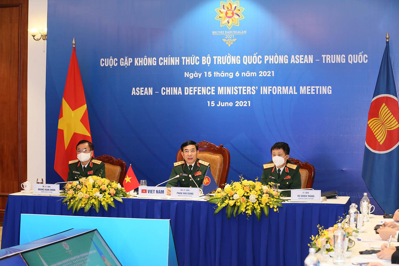 Tạo môi trường thuận lợi cho đàm phán Bộ Quy tắc ứng xử ở Biển Đông