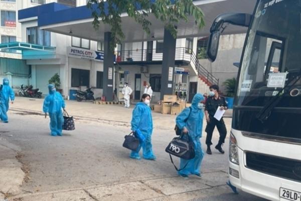 Hà Giang sẽ đón 1.838 lao động từ Bắc Giang trở về