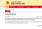 Khởi tố nguyên cán bộ Bộ Công an Nguyễn Duy Linh