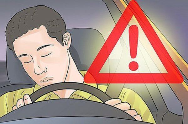 'Giấc ngủ trắng', nỗi ám ảnh của mọi lái xe