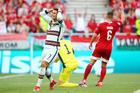 Hungary 0-0 Bồ Đào Nha: Ronaldo bỏ lỡ khó tin (H2)