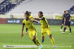 Thái Lan thua bẽ bàng trước Malaysia