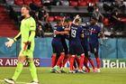 Video bàn thắng Pháp 1-0 Đức