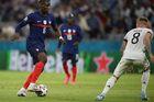 """Pháp 1-0 Đức: """"Xe tăng"""" tìm kiếm bàn gỡ (H2)"""