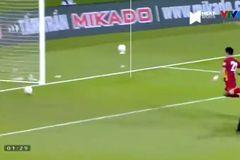 """Video Tiến Linh dứt điểm """"xé lưới"""" UAE"""