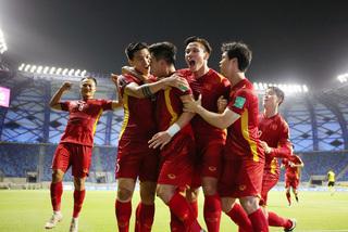Vòng loại World Cup 2022: Tuyển Việt Nam gặp Trung Quốc, Nhật Bản, Australia