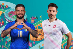 Kèo Italy vs Thụy Sĩ: Vũ điệu Thiên thanh