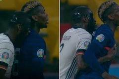 Rudiger bị nghi cắn Paul Pogba ở trận Đức thua Pháp