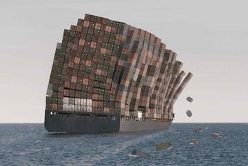 Hết 'khát' container, kẹt tàu ở Suez, vận tải biển sắp khủng hoảng lần 3