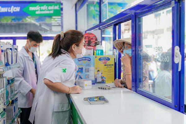 'Lá chắn' phòng dịch Covid-19 từ nhà thuốc