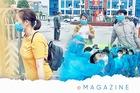 Cuộc bàn giao 35.000 công nhân từ tâm dịch Bắc Giang về các tỉnh