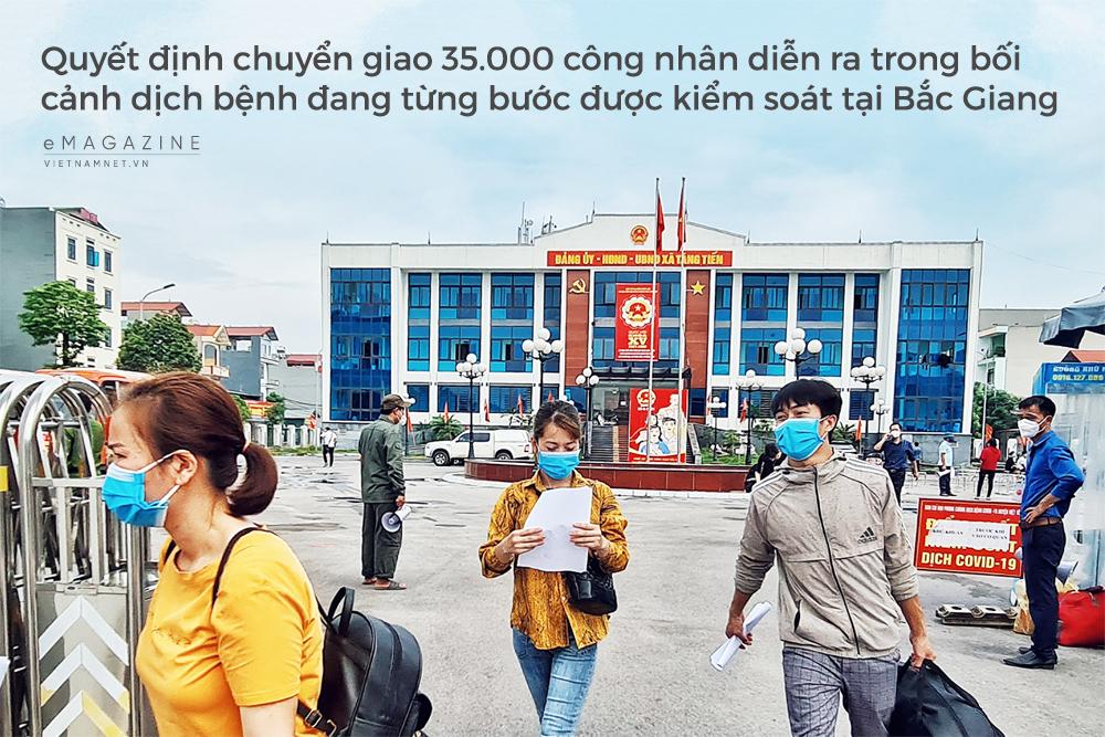 Covid-19 Bắc Giang,Bắc Giang