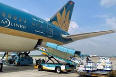 Đề nghị hàng không giảm giá cước vận chuyển vải thiều Bắc Giang