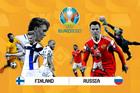 Phần Lan 0-0 Nga: VAR cứu Nga bàn thua (H1)